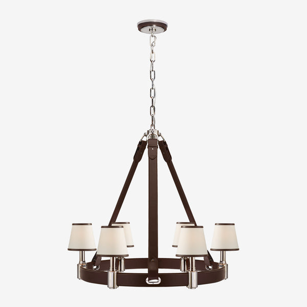 Riley Medium Ring Chandelier
