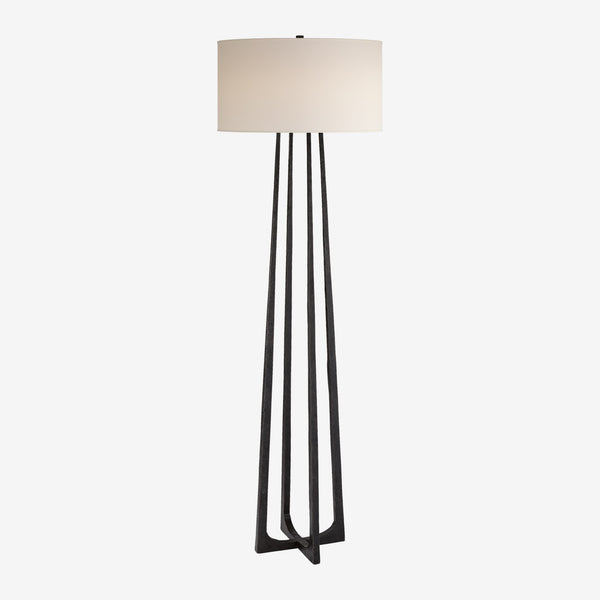 Scala Hand-Forged Floor Lamp
