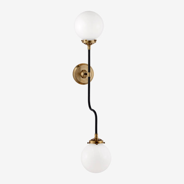 Bistro Double Wall Sconce