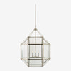 Morris Lantern (Clear Glass)