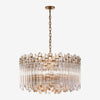 Adele Wide Drum Chandelier