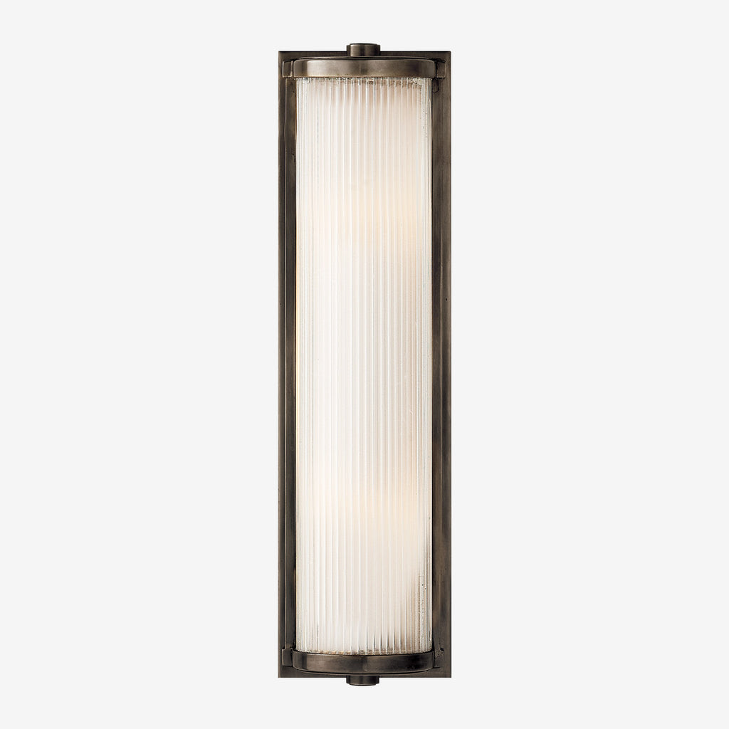 Dresser Glass Rod Light