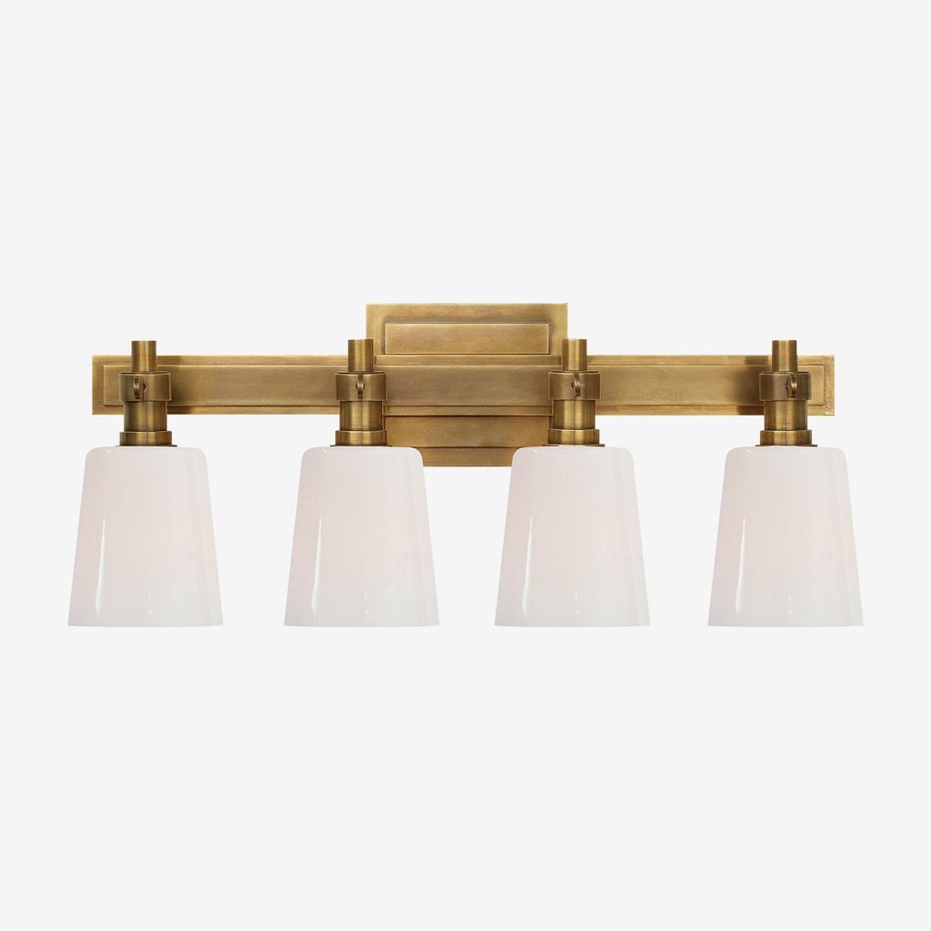 Bryant Four-Light Bath Sconce