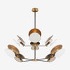 Osiris Large Reflector Chandelier