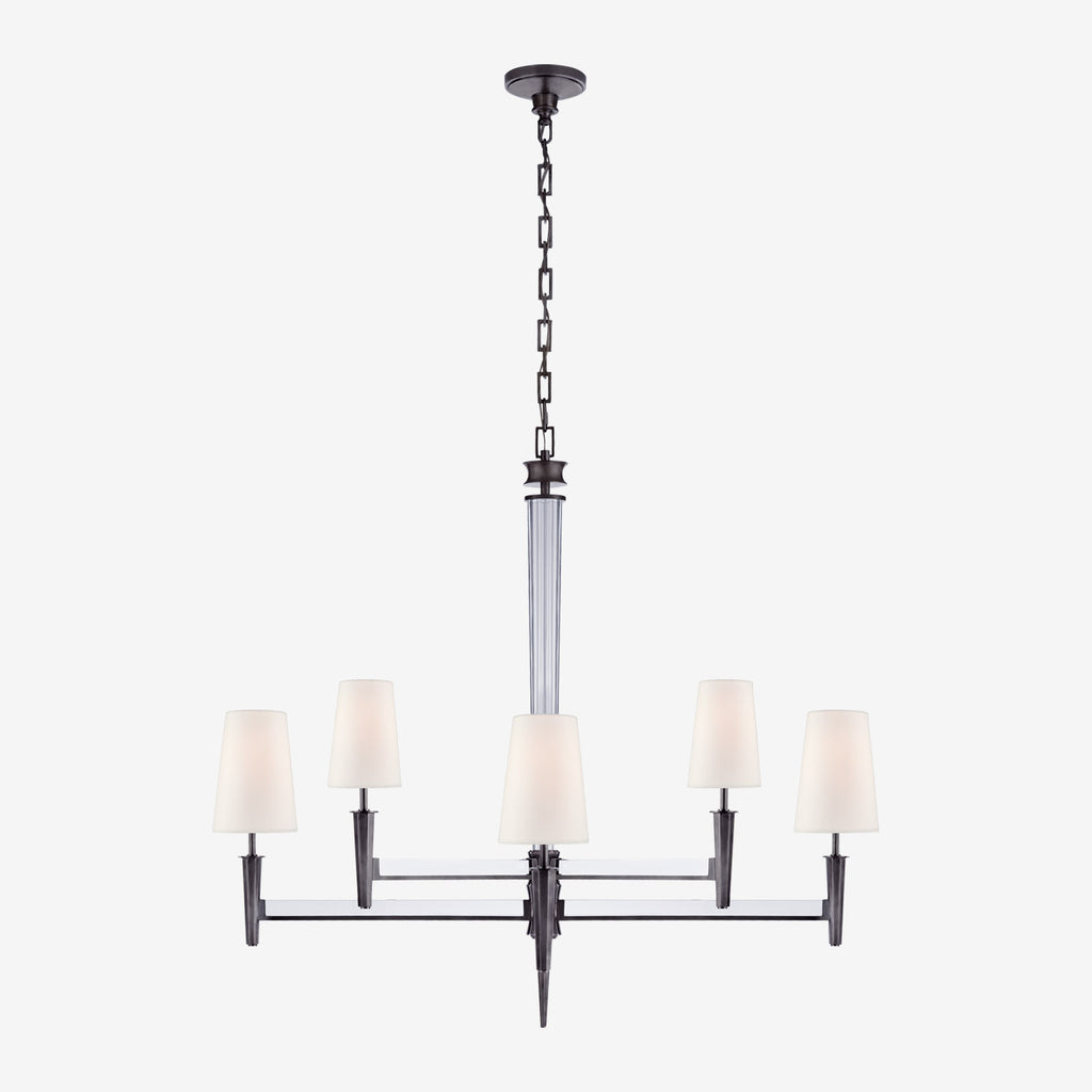 Lyra Two Tier Chandelier