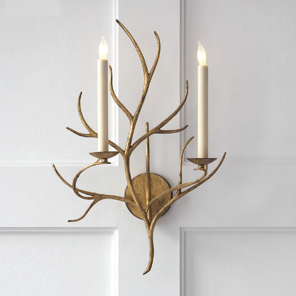 Branch Sconce