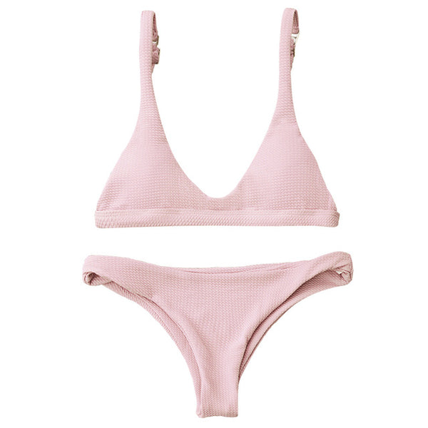 Chelsey Bikini (Various Colors) - Juicy Beach Wear