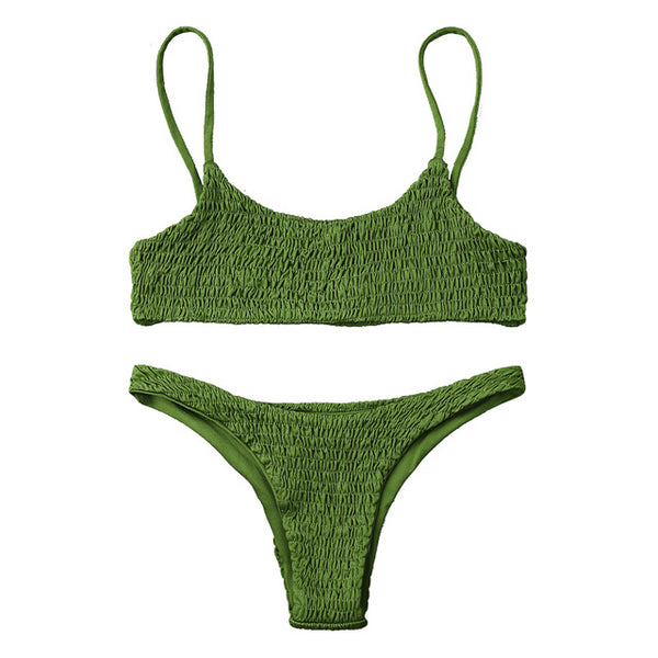 Victoria Bikini (Various Colors) - Juicy Beach Wear