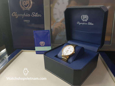 Olympia Star OPA58063MK-T Size 39 mm