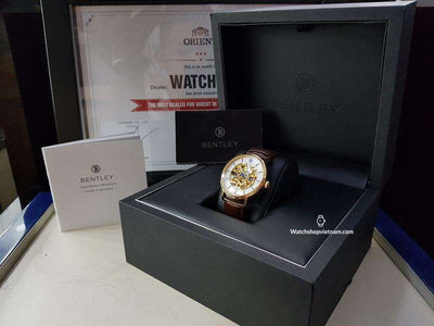 Bentley BL1833-15MKWD Automatic Size 40 mm
