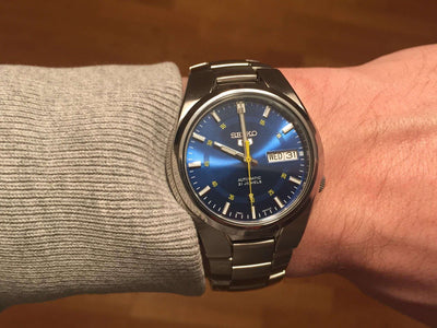 Seiko 5 SNK615K1 Automatic Size 38 mm
