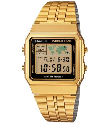 Casio A500WGA-1DF Size 39mm