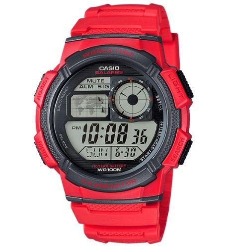 Casio AE-1000W-4AVDF Size 44mm
