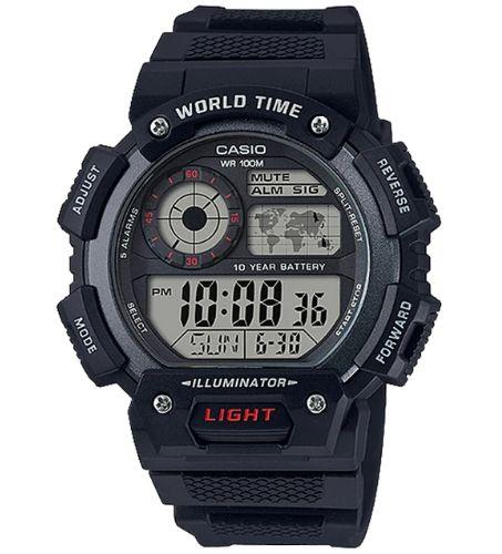 Casio AE-1400WH-1AVDF Size 47mm