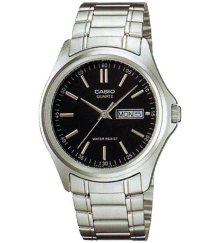 Casio MTP-1239D-1ADF Size 39mm