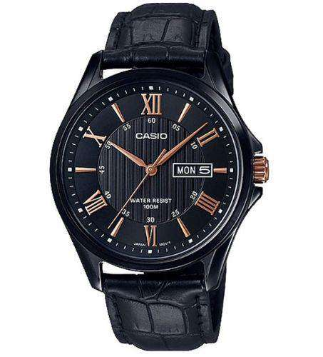 Casio MTP-1384BL-1A2VDF Size 39mm