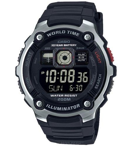 Casio AE-2000W-1BVDF Size 47mm