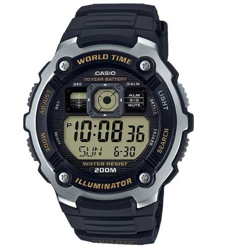 Casio AE-2000W-9AVDF Size 47mm