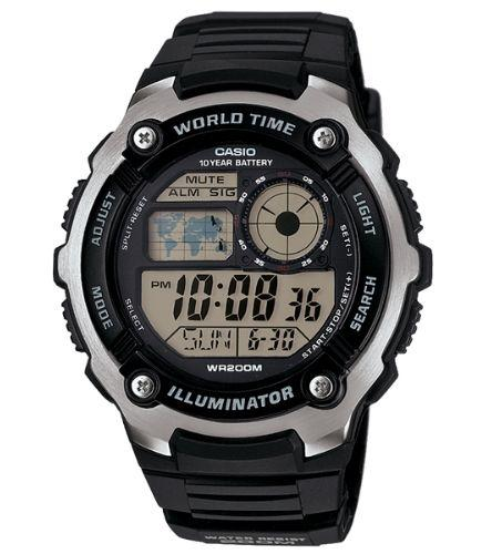 Casio AE-2100W-1AVDF Size 47mm