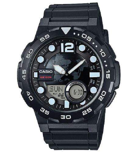 Casio AEQ-100W-1AVDF Size 47mm