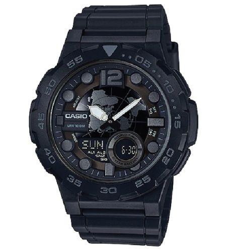 Casio AEQ-100W-1BVDF Size 47mm