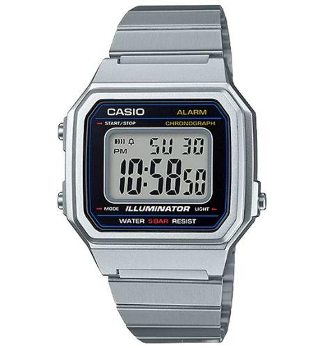 Casio B650WD-1ADF Size 39mm