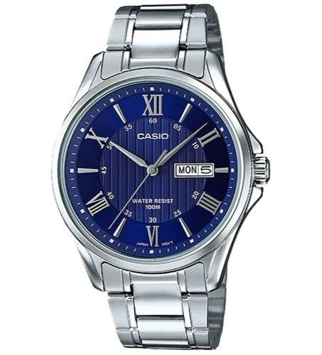 Casio MTP-1384D-2AVDF Size 39mm