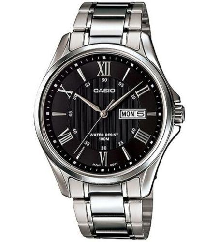 Casio MTP-1384D-1AVDF Size 39mm