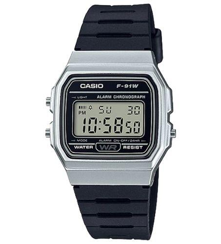 Casio F-91WM-7ADF Size 38mm