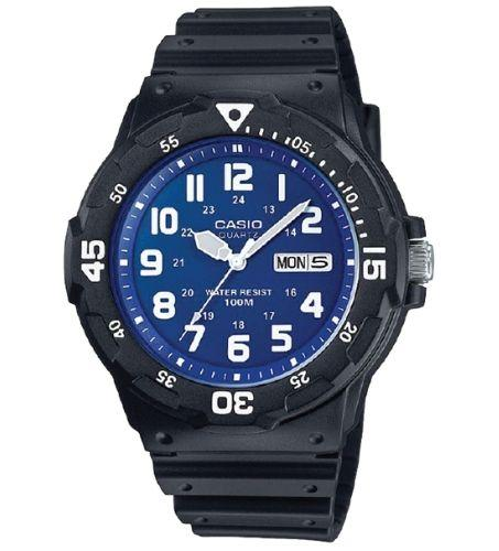 Casio MRW-200H-2B2VDF Size 44mm