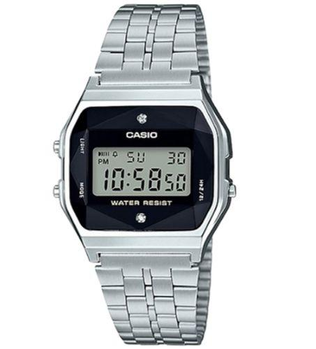 Casio A159WAD-1DF Size 39mm