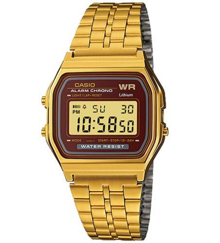 Casio A159WGEA-5DF Size 39mm