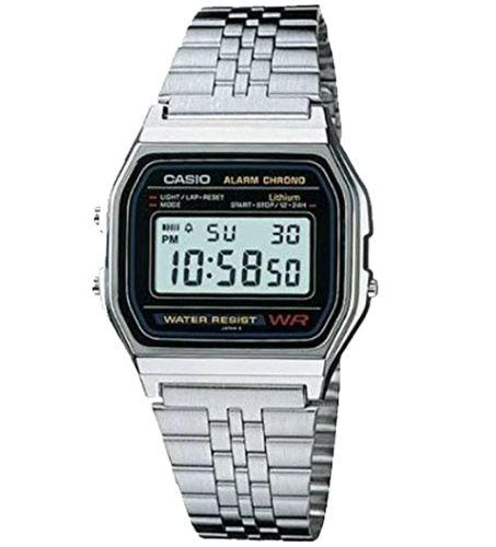 Casio A159W-N1DF Size 38mm