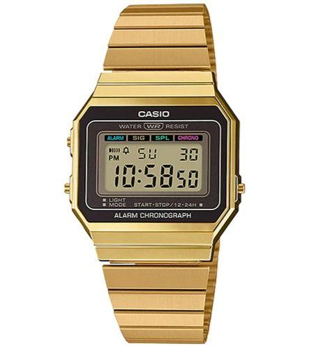 Casio A700WG-9ADF Size 37mm