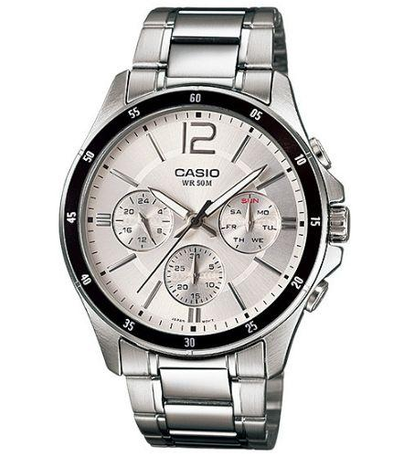 Casio MTP-1374D-7AVDF Size 43mm