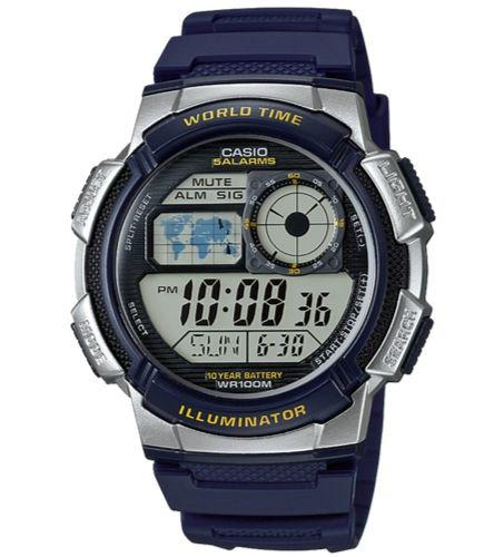 Casio AE-1000W-2AVDF Size 44mm