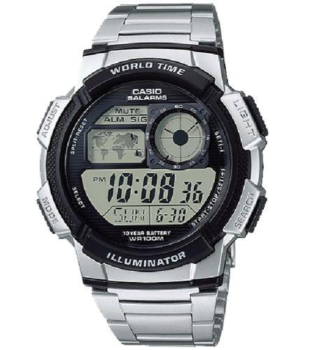 Casio AE-1000WD-1AVDF Size 44mm