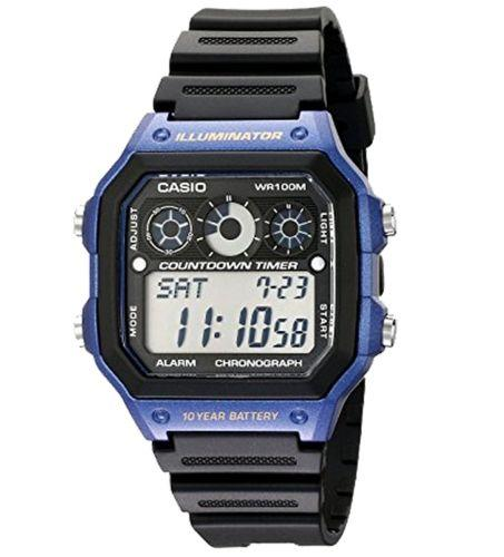 Casio AE-1300WH-2AVDF Size 42mm