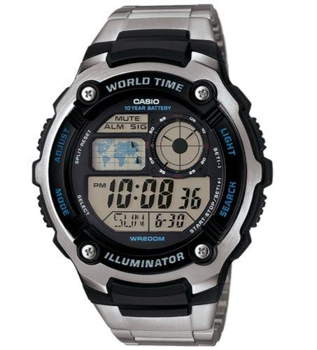 Casio AE-2100WD-1AVDF Size 47mm