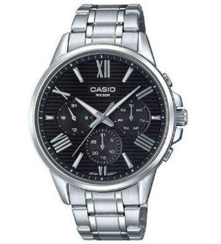 Casio MTP-EX300D-1AVDF Size 43mm