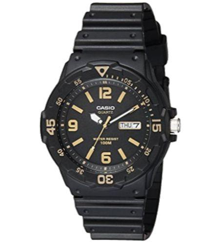 Casio MRW-200H-1B3VDF Size 44mm