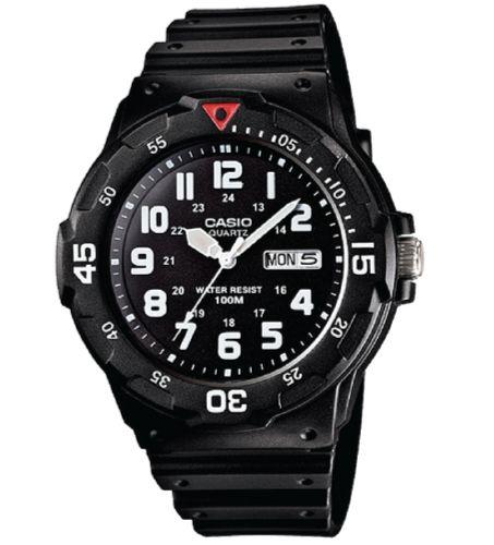 Casio MRW-200H-1BVDF Size 44mm