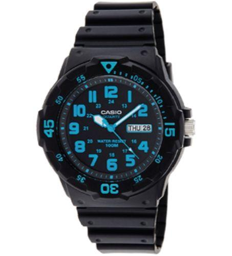 Casio MRW-200H-2BVDF Size 44mm
