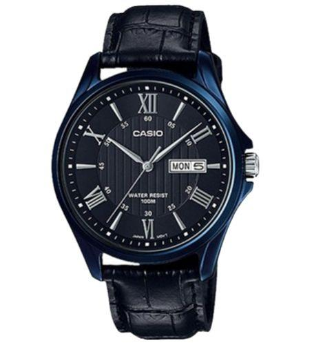 Casio MTP-1384BUL-1AVDF Size 39mm