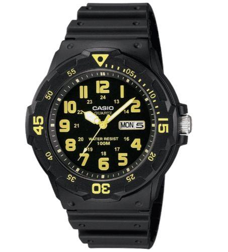 Casio MRW-200H-9BVDF Size 44mm