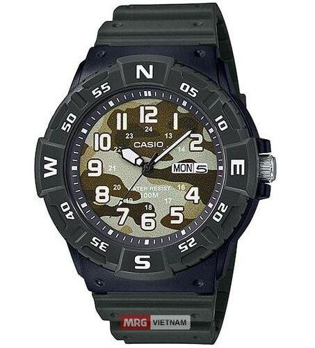 Casio MRW-220HCM-3BVDF Size 44mm