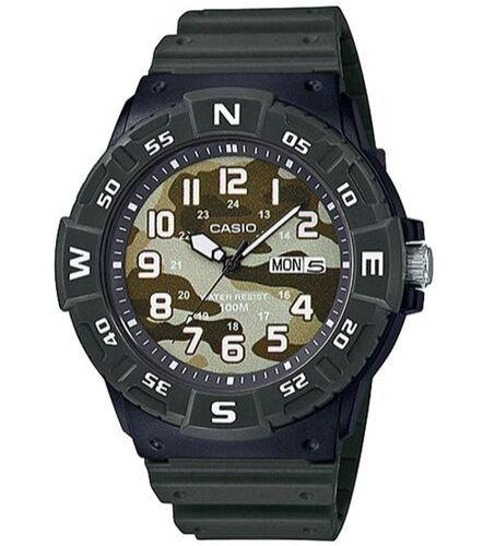 Casio MRW-220HCM-1BVDF Size 44mm