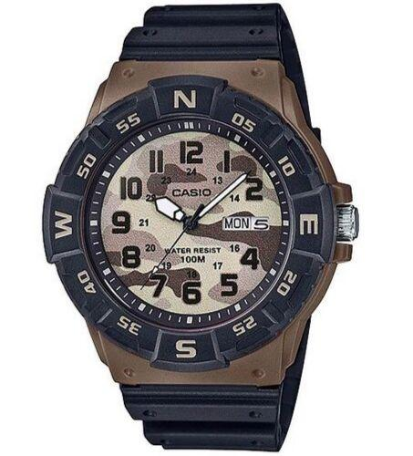 Casio MRW-220HCM-5BVDF Size 44mm