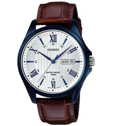 Casio MTP-1384BUL-5AVDF Size 39mm