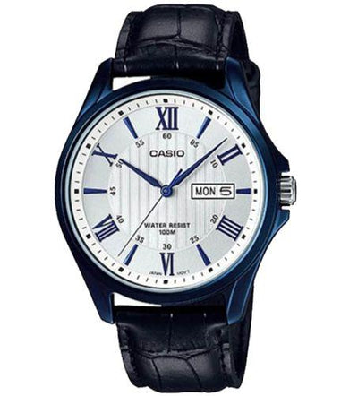 Casio MTP-1384BUL-7AVDF Size 39mm